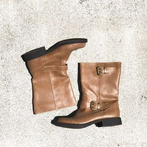 f50206719272 Tan / light brown boots by Candie's from Kohl's